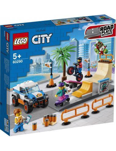 LEGO City Skatepark klocki 60290