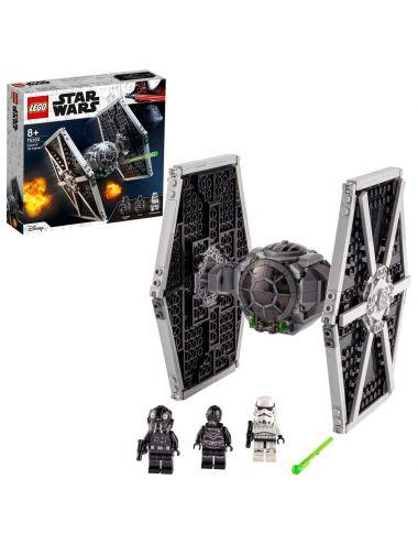 LEGO STAR WARS klocki Imperialny myśliwiec TIE 75300