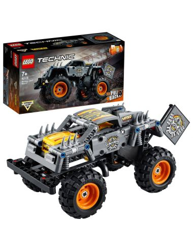 LEGO Technic Monster Jam Max-D model 42119
