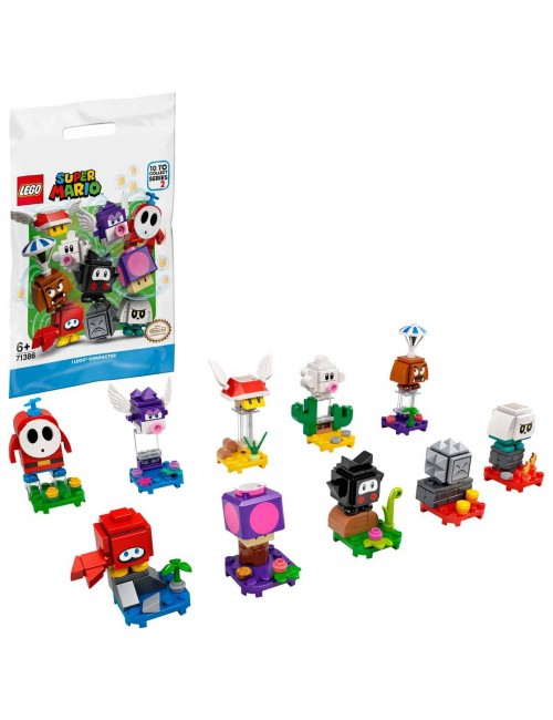 LEGO SUPER MARIO Zestawy Postaci seria 2 71386