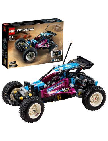 LEGO Technic Łazik terenowy model 42124