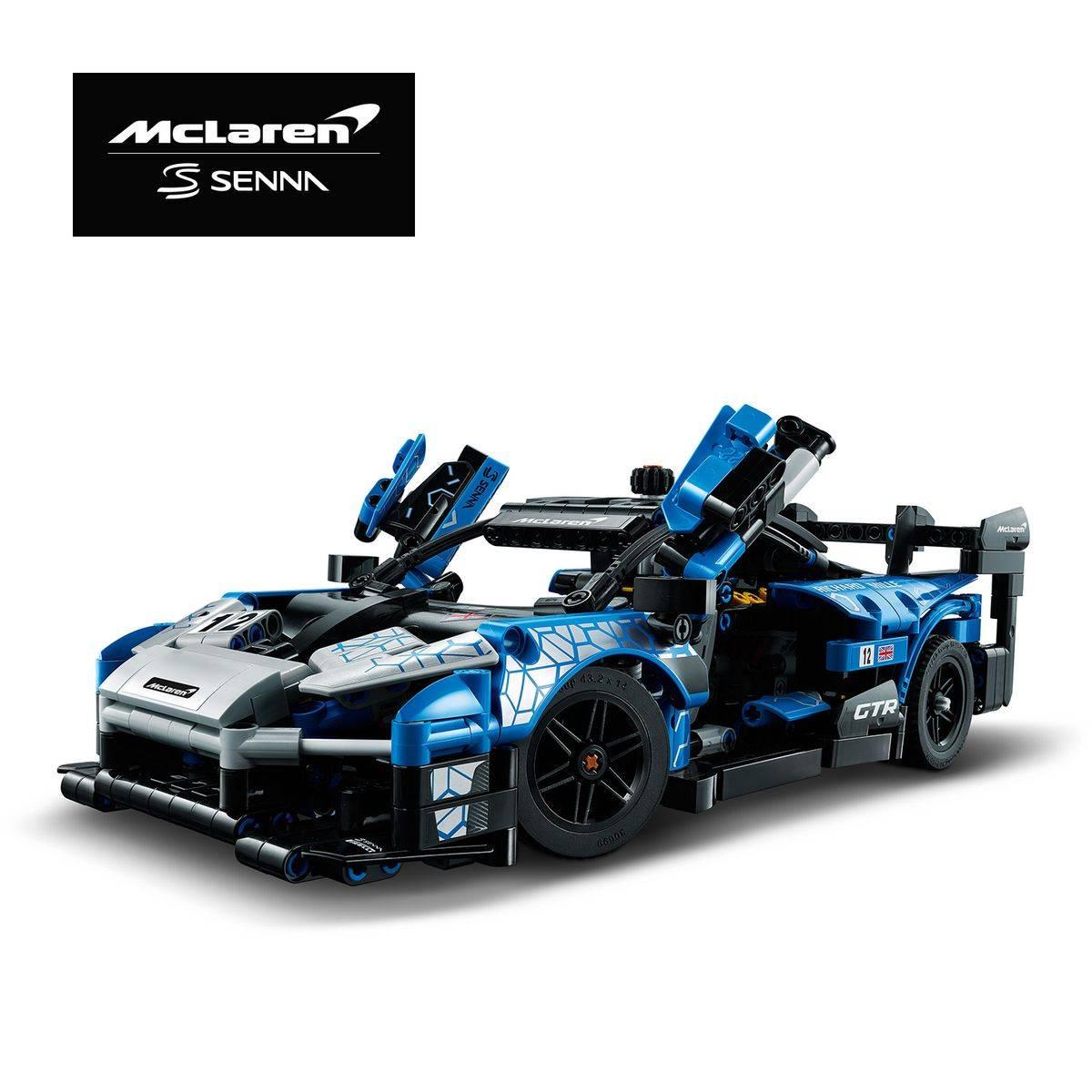 LEGO Technic McLaren Senna GTR model 42123