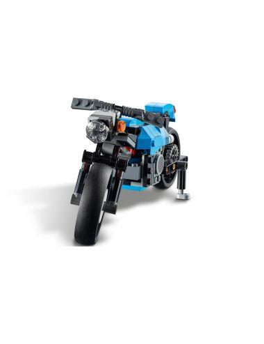 LEGO CREATOR Supermotocykl model 31114 klocki
