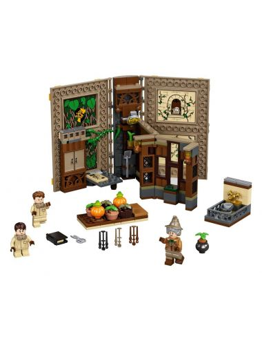 LEGO HARRY POTTER Chwile z Hogwartu: zajęcia z zielarstwa 76384