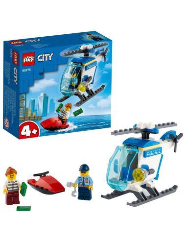 LEGO City Helikopter policyjny klocki 60275