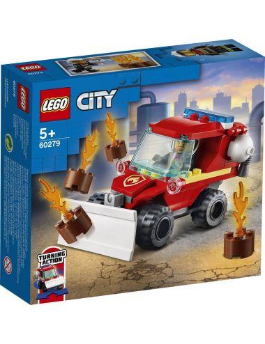 LEGO City Mały wóz strażacki klocki 60279