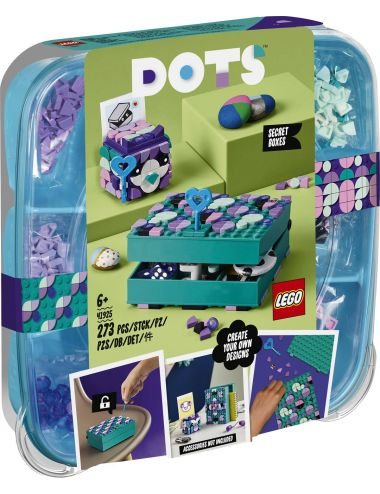 LEGO Dots Tajne skrzyneczki 41925