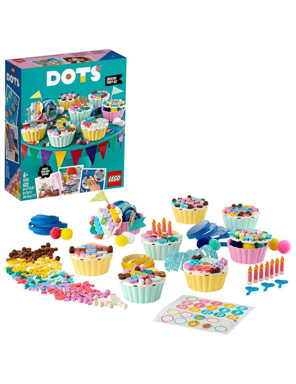 LEGO Dots Kreatywny zestaw z tortem 41926