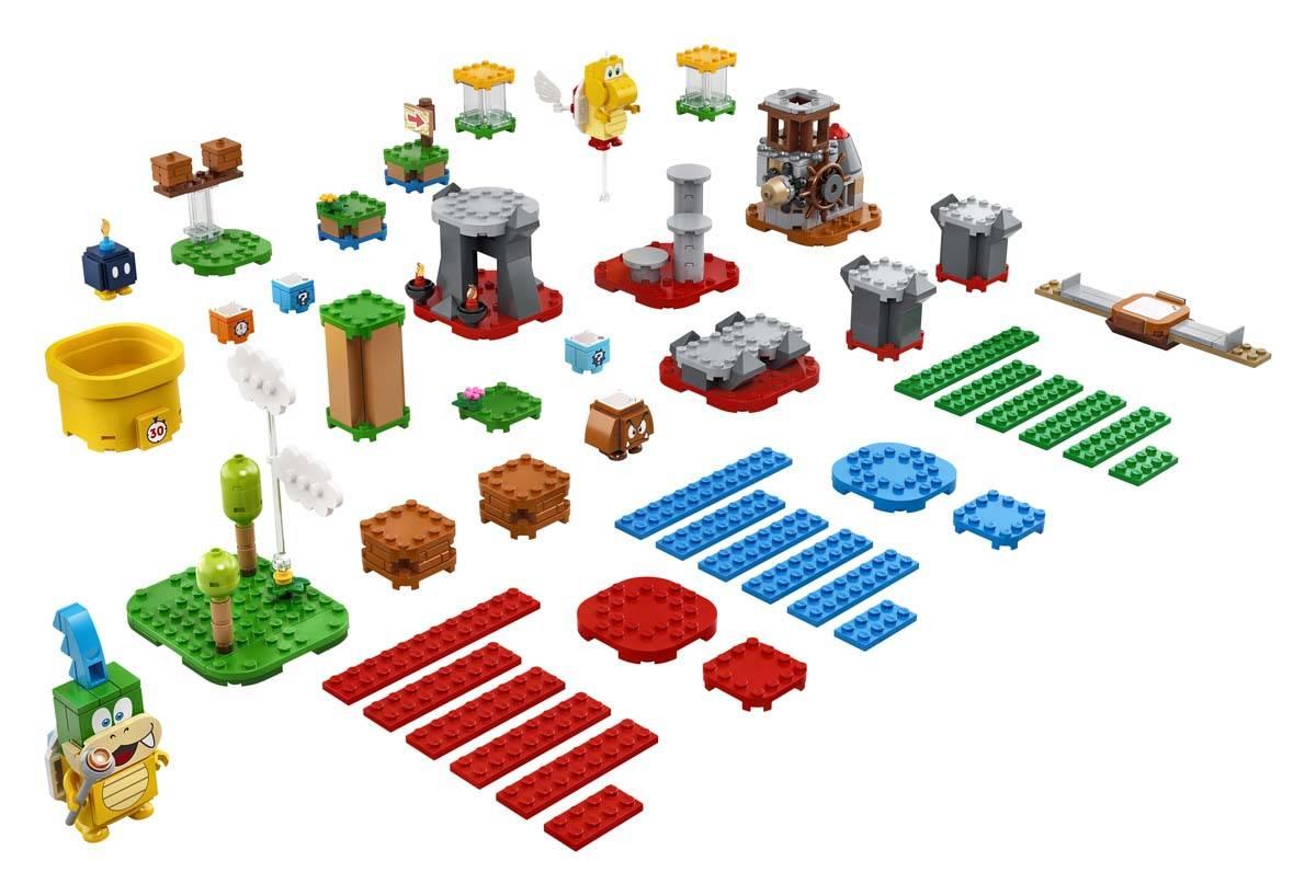 LEGO Super Mario Mistrzowskie Przygody 71380