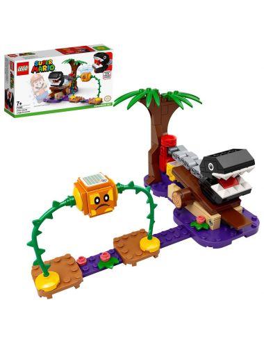 LEGO Super Mario Spotkanie z Chain Chompem w dżungli 71381