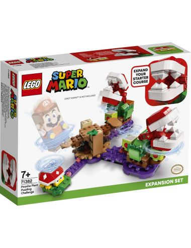 LEGO Super Mario Zawikłane zadanie Piranha Plant 71382