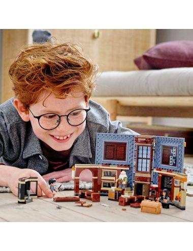 LEGO HARRY POTTER Chwile z Hogwartu: zajęcia z zaklęć i uroków 76385