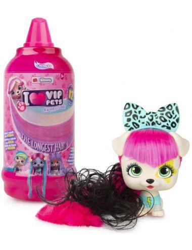 I Love Vip Pets Pieski z długimi włoskami w butelce 11709