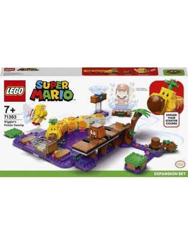 LEGO Super Mario Trujące bagno Wigglera Klocki 71383
