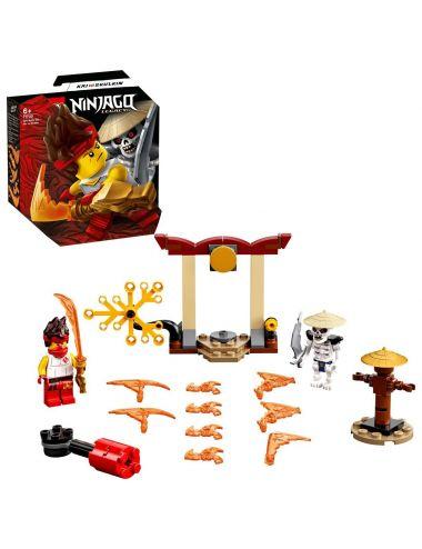 LEGO NINJAGO Epicki zestaw bojowy Kai kontra Szkielet 71730