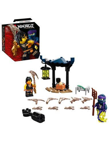 LEGO NINJAGO Epicki zestaw bojowy Cole kontra Wojownik-Duch 71733