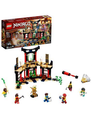LEGO NINJAGO Turniej Żywiołów Zestaw Klocków 71735