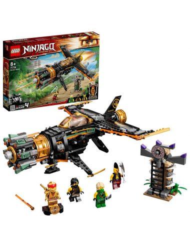 LEGO NINJAGO zestaw klocków Kruszarka Skał 71736