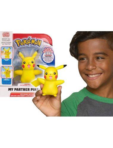 Pokemon 97759 Mój Partner Pikatchu