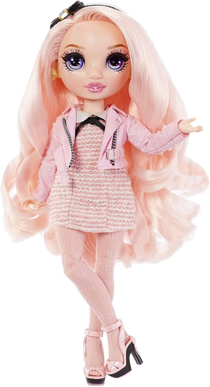 Rainbow High Bella Parker Pink Lalka Modowa 570738