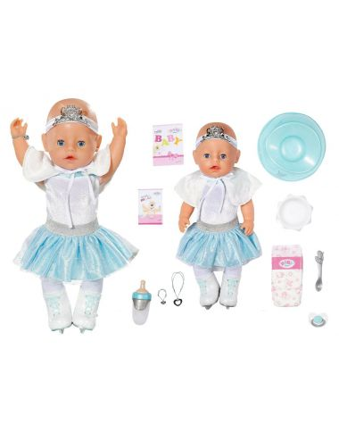 Baby Born Lalka Soft Touch 43 cm Balerina 831274