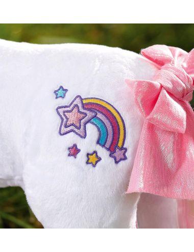 Baby Born Jednorożec Zwierzątko Dla Lalki 828854