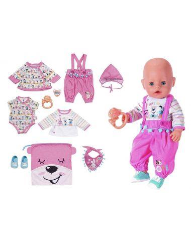 BABY BORN Zestaw akcesoriów dla noworodka 43 cm 828144