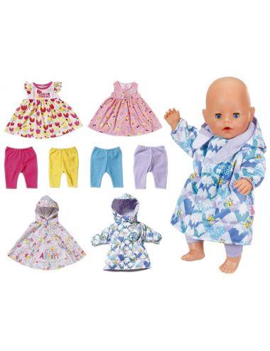 BABY BORN Zestaw Ubranek na 4 PORY ROKU 43 cm 829424