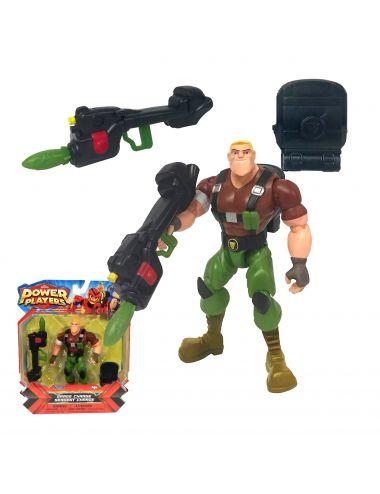 Power Players Figurka Sarge 38152
