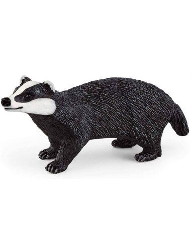 Schleich 14842 Borsuk Wild Life Figurka
