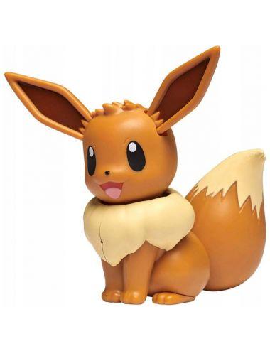 Pokemon My Partner Eevee Figurka Interaktywna 0031