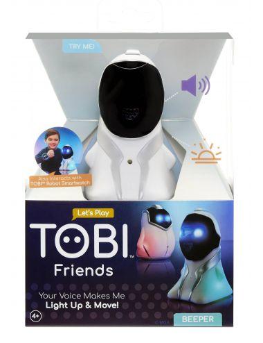 Tobi Friends robot Booper Chatter interaktywny przyjaciel 656675