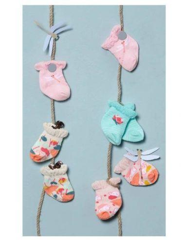 Baby Annabell Skarpetki dla lalki 43 cm 2-pak 703113