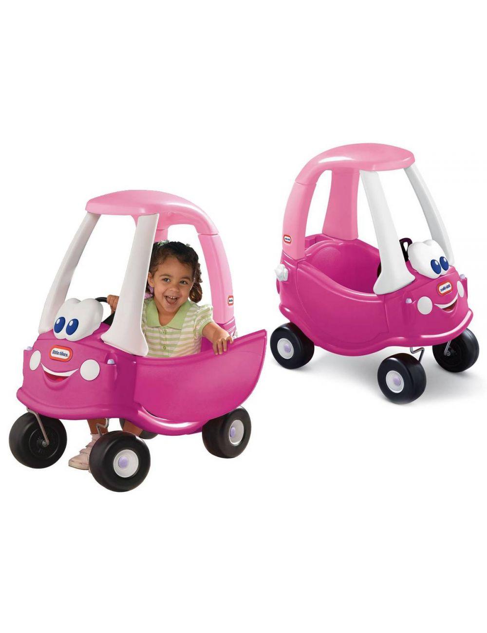 Little Tikes COZY KRÓLEWNY Jeździk Pchacz Samochód Różowy 630750
