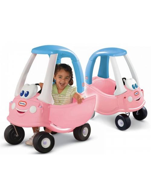 Little Tikes COZY COUPE KSIĘŻNICZKI Jeździk Pchacz Samochód 614798
