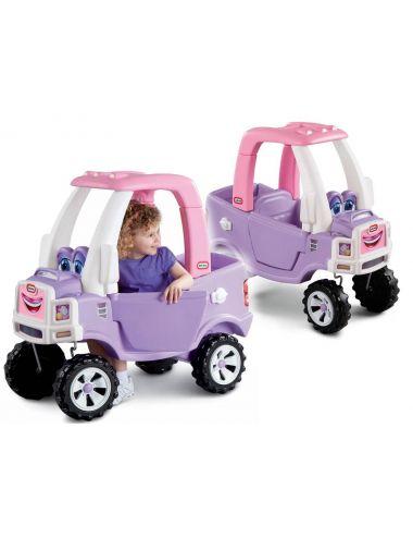 Little Tikes COZY TRUCK Księżniczki Jeździk Samochód Pchacz