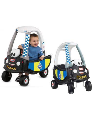 Little Tikes Samochód Policja Patrol COZY COUPE Jeździk Pchacz
