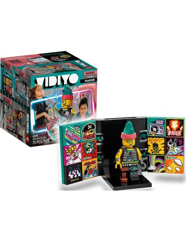 LEGO Vidiyo Punk Pirate BeatBox Zestaw BeatBitów 43103