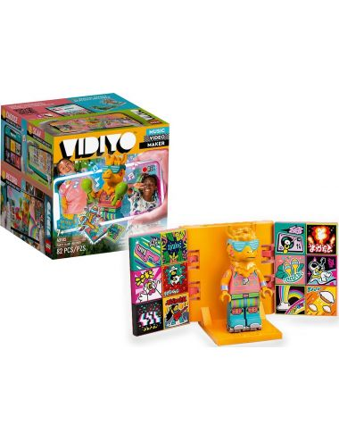 LEGO Vidiyo Party Llama BeatBox Zestaw BeatBitów 43105