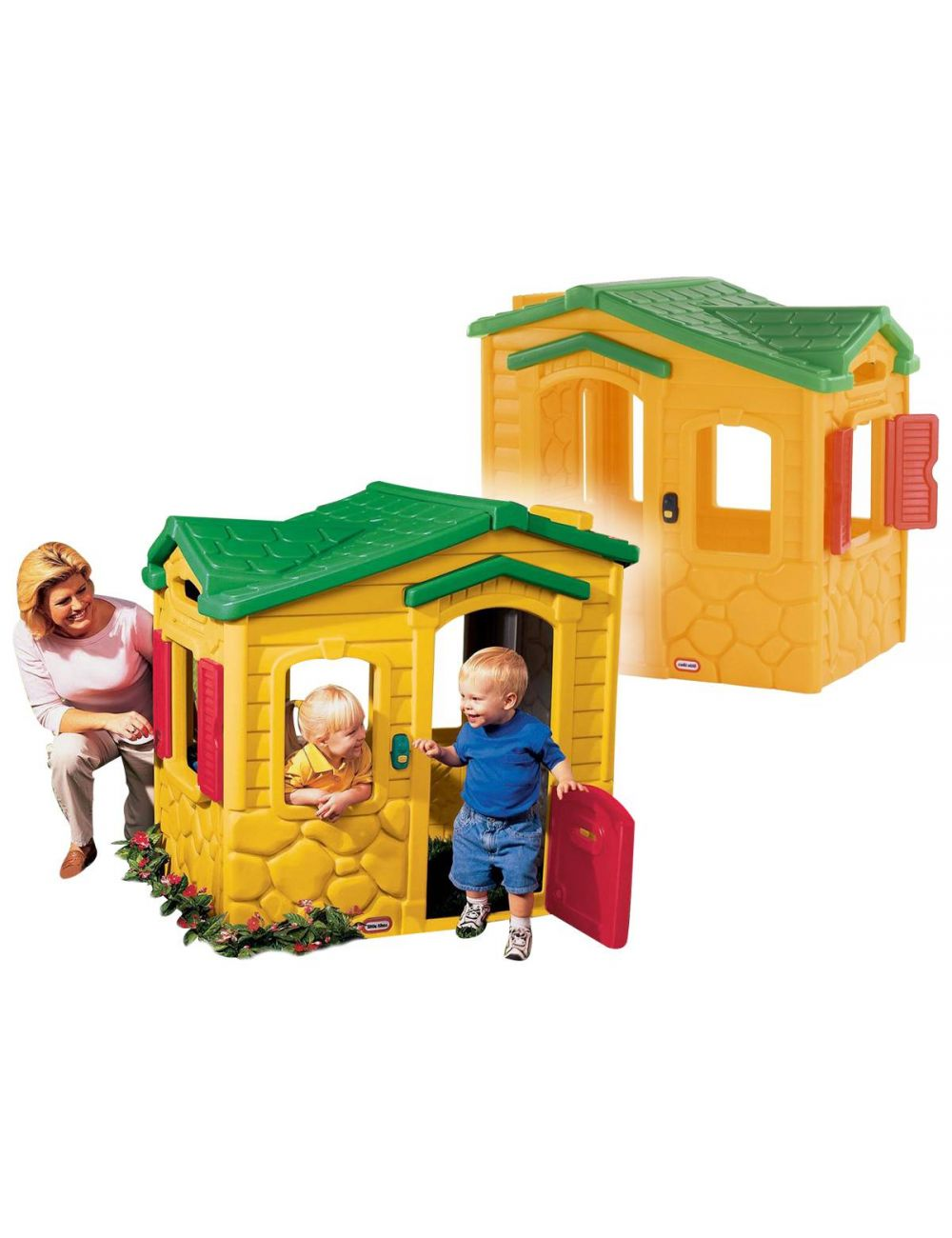 Domki dla dzieci z magicznym dzwonkiem Little Tikes