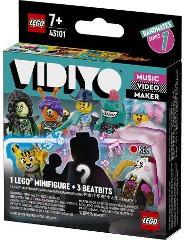 LEGO Vidiyo Bandmates Figurka i Zestaw BeatBitów 43101