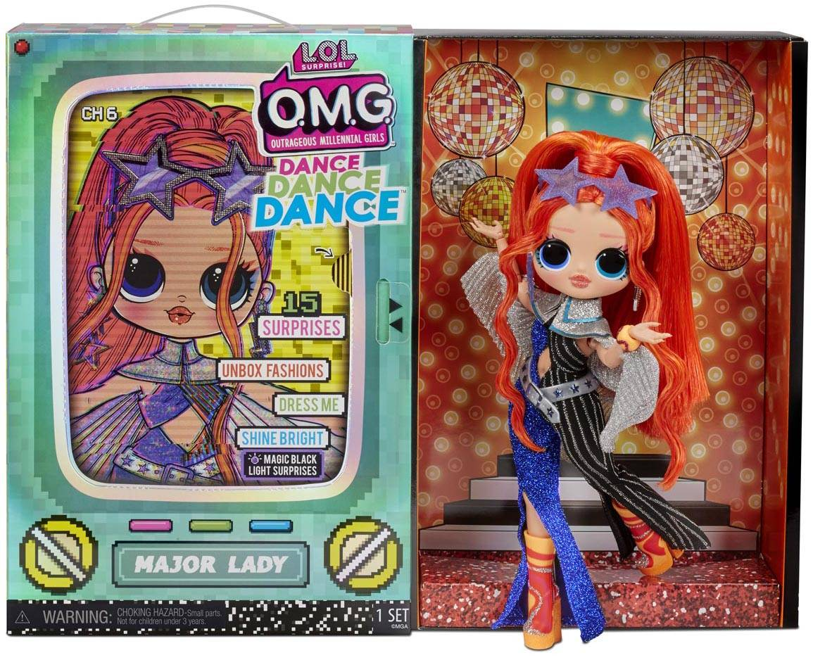 Lol Surprise Dance Dance Dance Lalka Taneczna Dance Major 572985