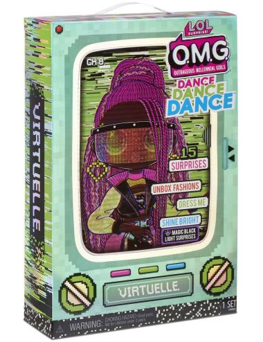 Lol Surprise Dance Dance Dance Lalka Taneczna Virtuelle 572961