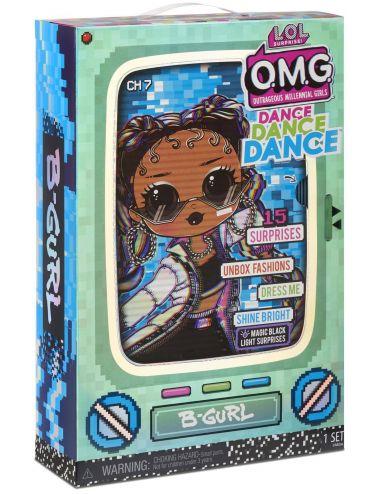 Lol Surprise Dance Dance Dance Lalka Taneczna B-Gurl 572954