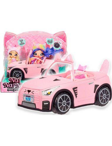 NANANA! Surprise Pluszowy Samochód Soft Car Cnvrtble 572411