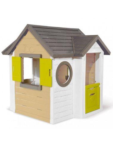 Smoby My Neo House Domek Ogrodowy 810406