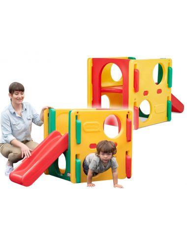 Little Tikes MAŁPI GAJ Plac Zabaw Mini Dla Malucha Zjeżdżalnia 4139