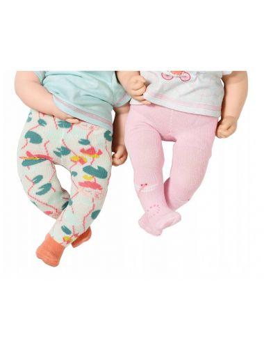 Baby Annabell Rajstopki dla lalki 43 cm 2-pak 703076