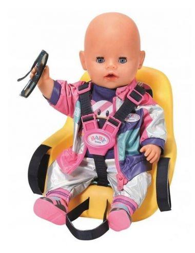 Baby Born Siodełko Rowerowe z Systemem Mocowań 43cm 830048