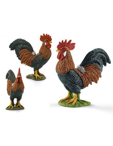 Schleich 13825 Figurka Koguta Farm World